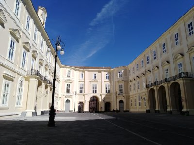 PORTICI THE ROYAL RESIDENCE