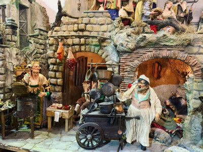 THE ART OF THE NATIVITY SCENE