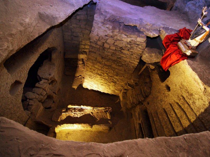 OV-DAY Catacombs of San Gennaro