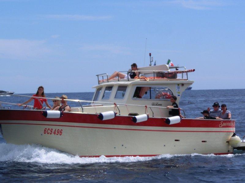 FISHING TOURISM