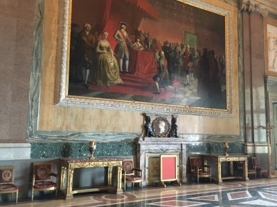 CASERTA THE ROYAL PALACE
